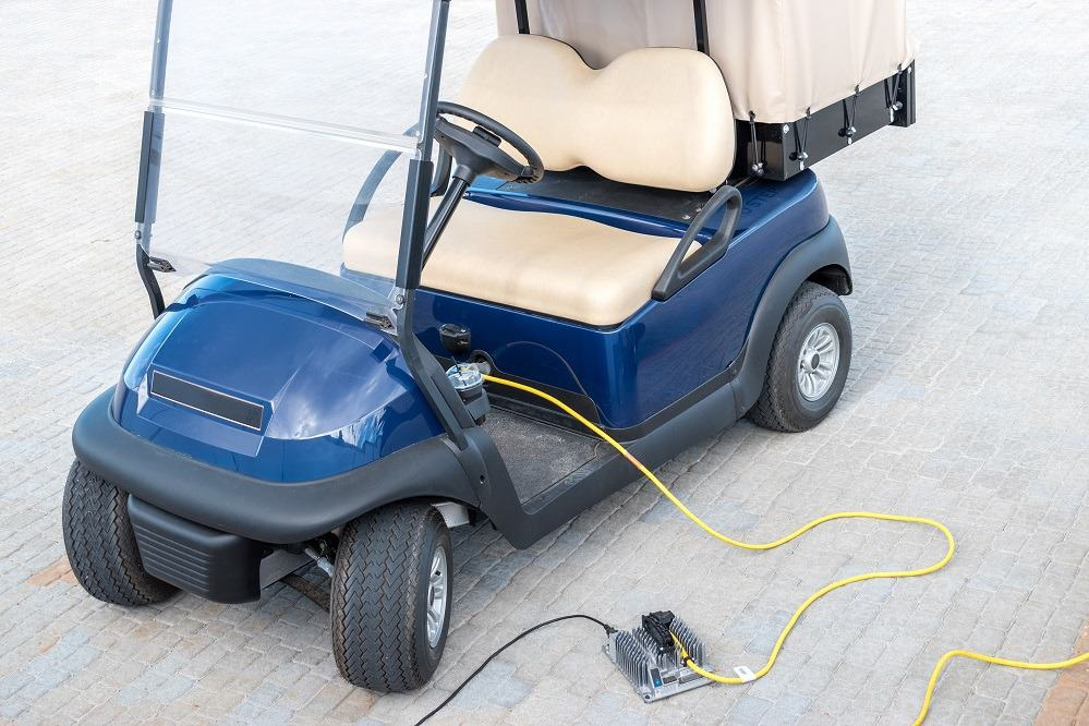 How Long Does It Take to Charge a 48-Volt Golf Cart to ...